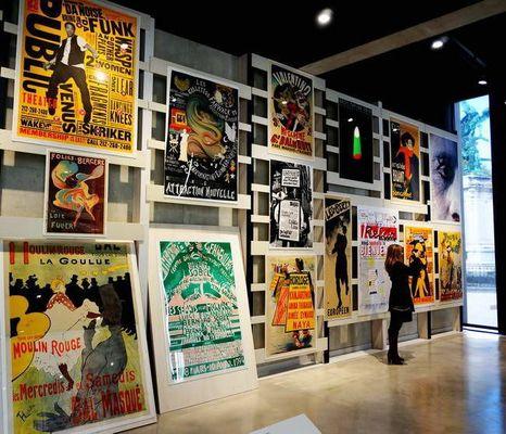 champagne 52 chaumont centre national graphisme le signe collection affiches mises en scenes.