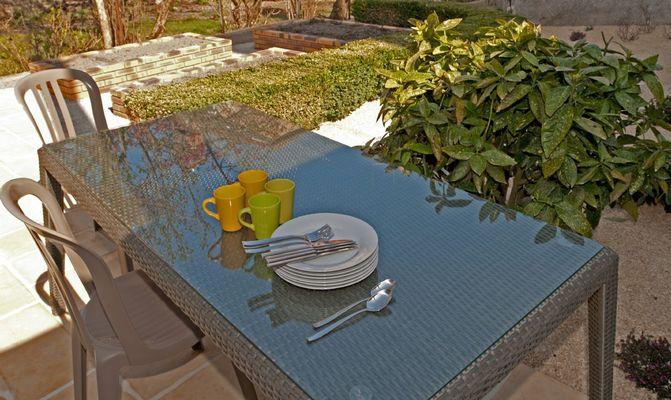 champagne 52 langres gite 52h1061 le balcon de la cremaillere salon de jardin.