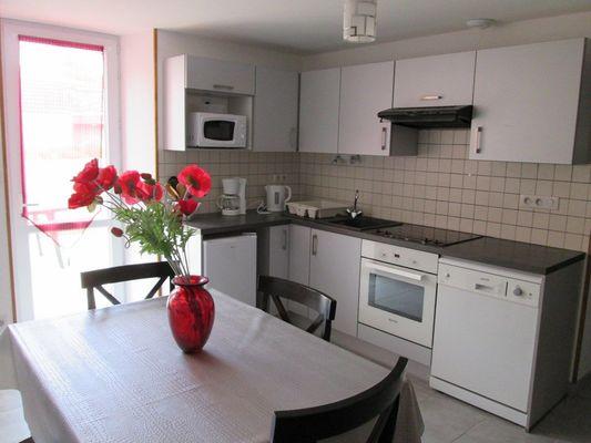 champagne 52 arc en barrois gite 52h1068 la maisonnette cuisine.