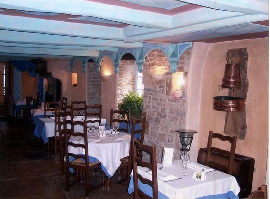 champagne 52 vaux sous aubigny hotel le vauxois restaurant 4.