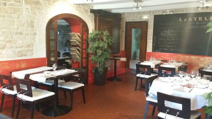 champagne 52 chaumont chamarandes hotel au rendez vous des amis restaurant 1.