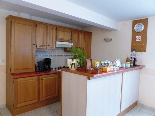chambre hote haute marne villegusien le lac 52g555 cuisine.