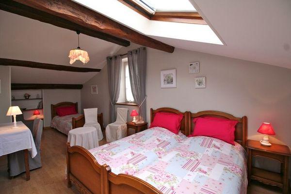 champagne 52 villiers sur suize chambres hotes 52g539 ferme bas bois chambre 2.