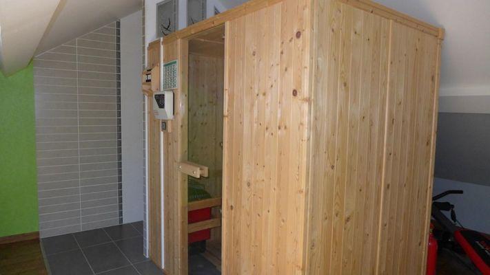 gite haute marne dancevoir sauna.