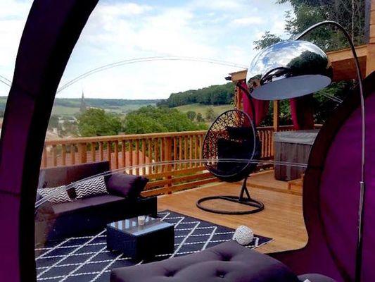 champagne 52 illoud dormir dans une bulle 3.