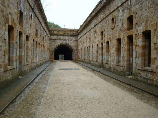 champagne 52 chalindrey patrimoine militaire fort du cognelot mdt52 04.