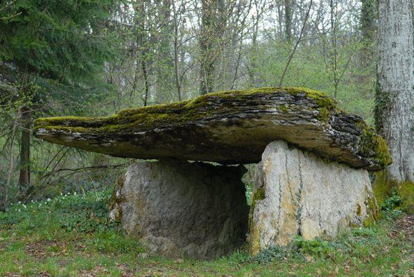 champagne 52 nogent dolmen alot phl 07.