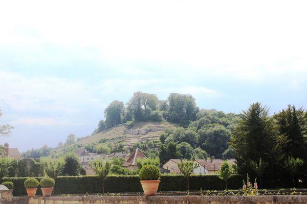 champagne 52 joinville patrimoine chateau du grand jardin mdt52 07.