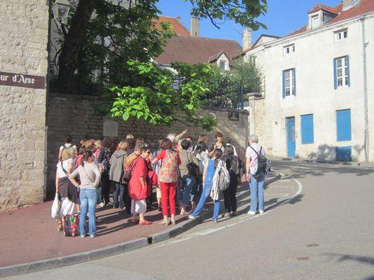 champagne 52 chaumont patrimoine visite ot chaumont.