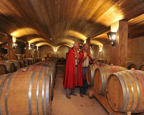 champagne 52 vaux sous aubigny terroir muid montsaugeonnais confrerie phl 1769.