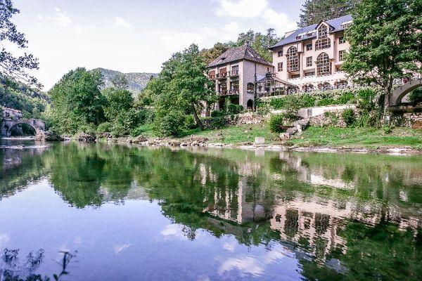 L'hôtel côté Rivière
