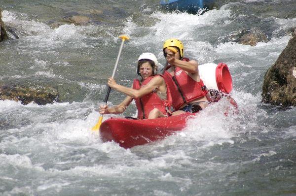 Aigue Vive canoë kayak