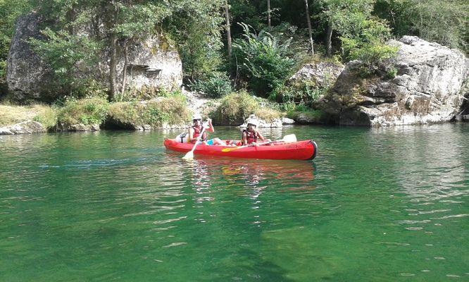 loisirs dans les Gorges du Tarn