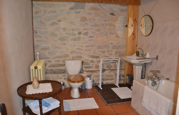 Salle de bain chambre Nord