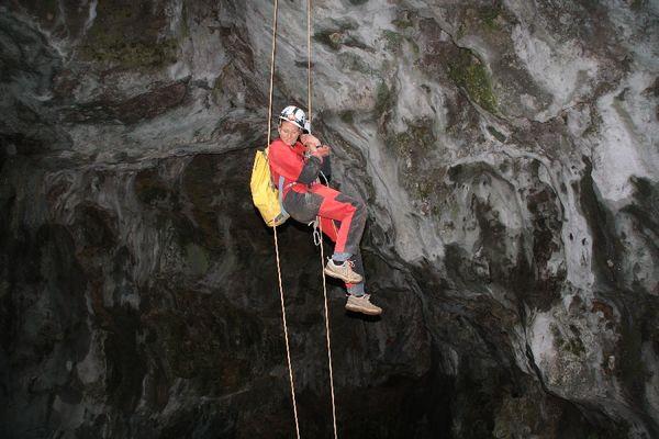 Acro-Bat. Millau - Spéléo