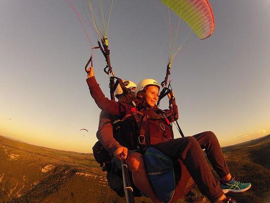 Fly Millau Parapente