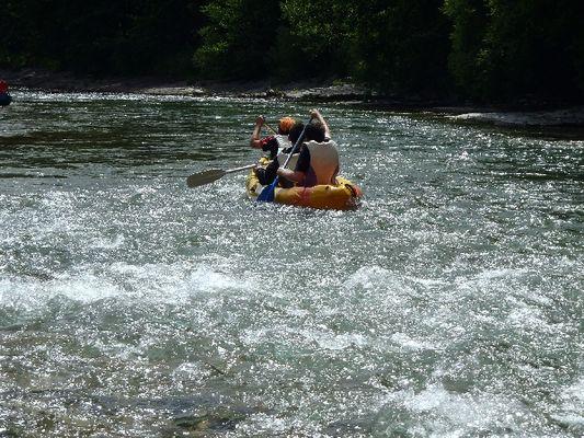 La Maison du Pein Air - Canoë-Kayak, Rafting