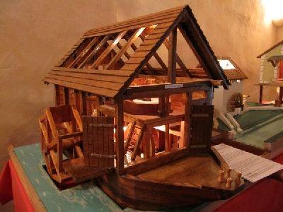 Exposition Les Moulins d'Autrefois - Chapelle des Pénitents
