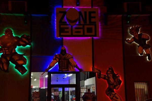 Zone 360