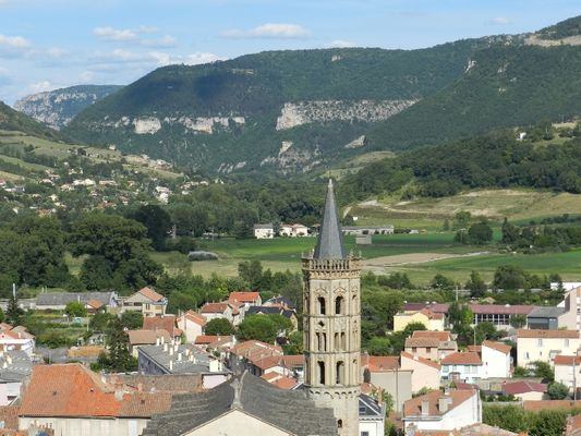 Visite de Millau - Location d'audioguides