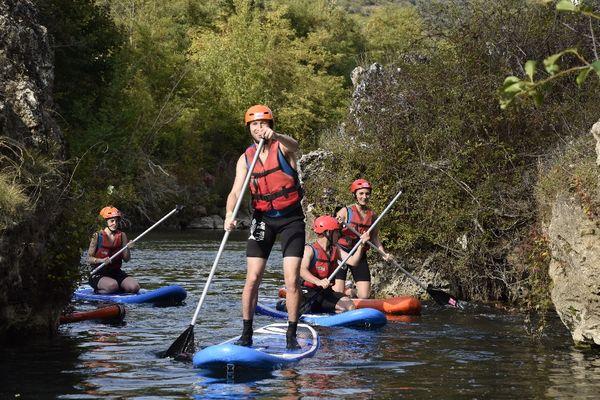 Roc et Canyon - Canoë Kayak et Stand up paddle