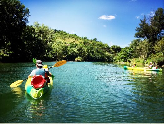 Canoe Evolution - Tarn