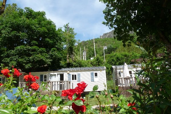 MOBILE HOME CAMPING LA MUSE GORGES DU TARN