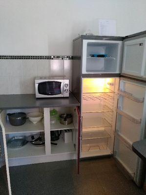 Batterie de cuisine- réfrigérateur