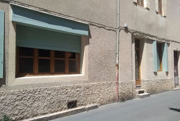 L'extérieur du logement, La façade