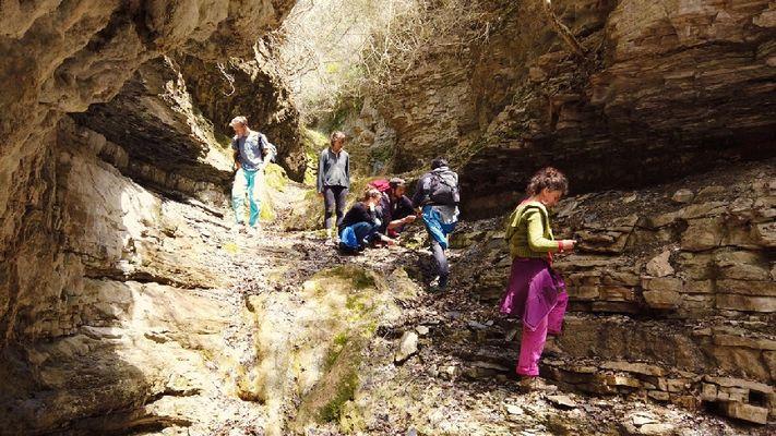 Canyon Vallée de l'aventure