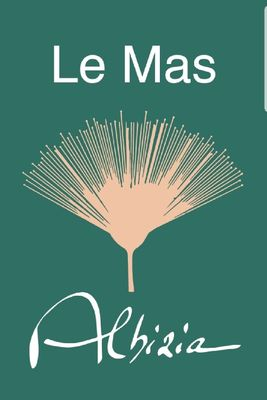Le Mas Albizia - Identité graphique