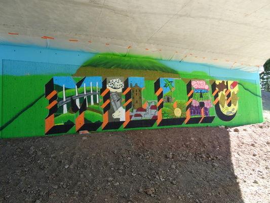 Graff à Millau