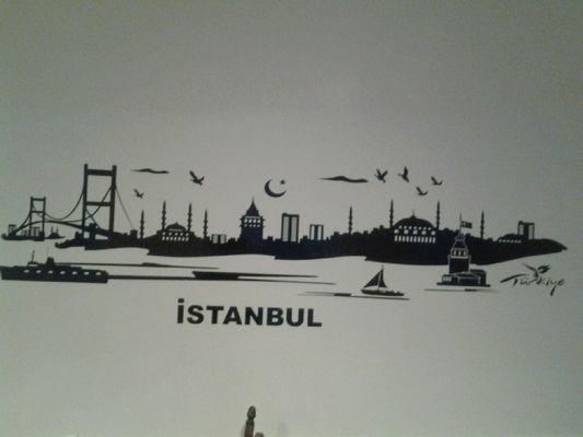 Istanbul, Spécialités turques