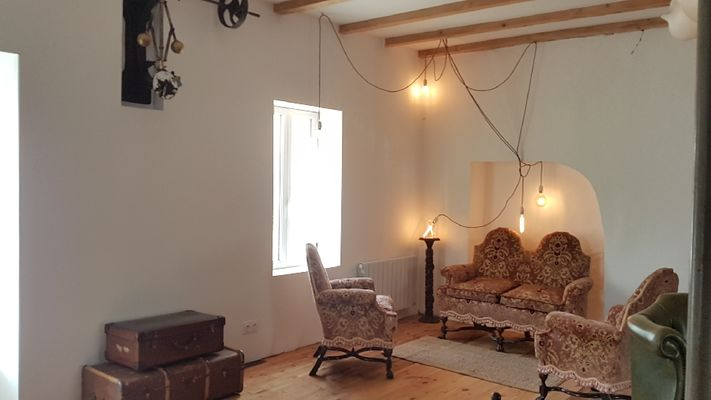 The Salon, another comfy corner