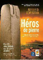 """Visite tout-petits """"Héros de pierre"""" - Musée Millau Grands Causses"""
