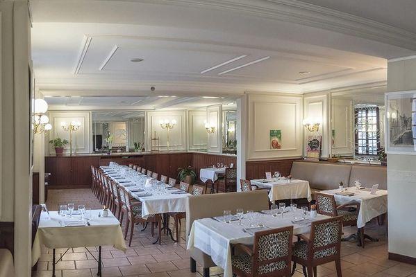 champagne 52 saint dizier hotel francois premier salle de restaurant.