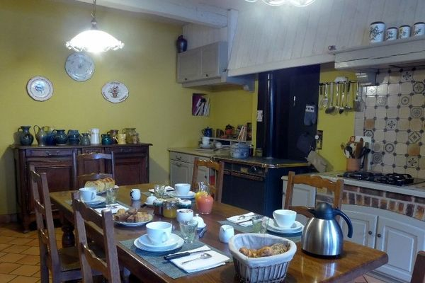 chambre hotes haute marne clinchamp 52g561 cuisine.