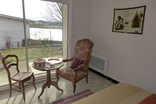 champagne 52 peigney 52h1075 heureux qui comme ulysse vue lac de la liez.