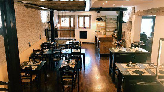 champagne 52 colombey les deux eglises  restaurant l inter val.