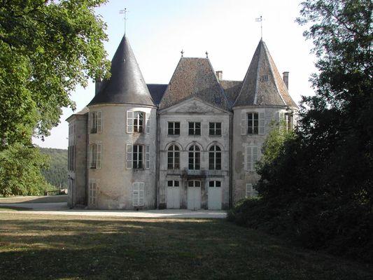 champagne 52 reynel  patrimoine chateau mdt52 06.