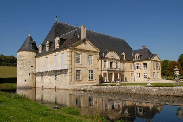 champagne 52 dinteville patrimoine chateau phl 1088.