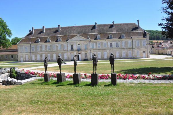 champagne 52 auberive patrimoine religieux abbaye aile ouest phl 01.