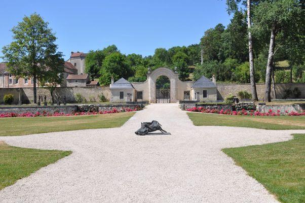 champagne 52 jardin auberive jardin abbaye auberive.