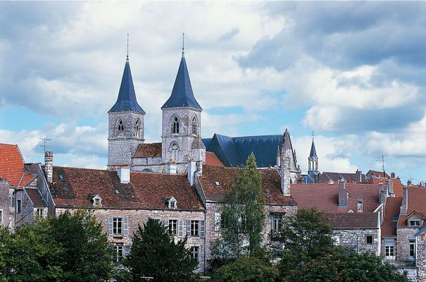 champagne 52 chaumont patrimoine religieux basilique saint jean phl 4648.