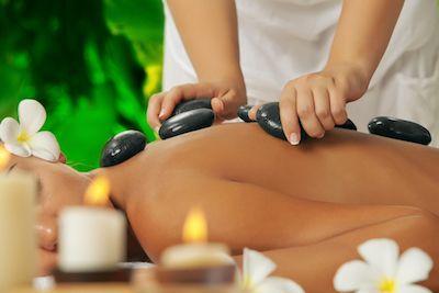 bourbonne les bains valvital massage pierres chaudes.
