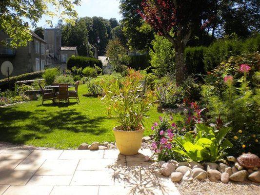 haute marne chambres hotes gite au jardin.