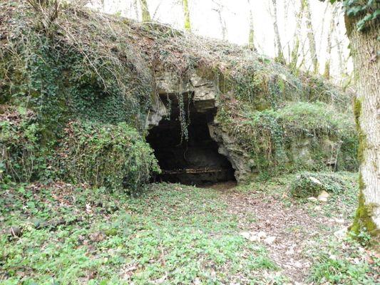 champagne 52 farincourt 52 perte de la rigotte grotte 2.
