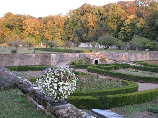 champagne 52 jardin donjeux jardin du chateau de donjeux 3.