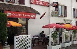 CAFE DE LA GARE