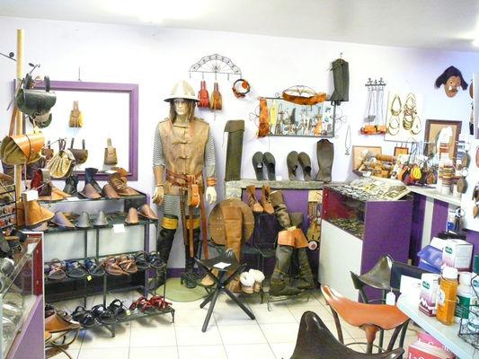 Atelier du Cuir2, La Gacilly, Destination Brocéliande, Bretagne